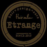 美容室Etrangeロゴ